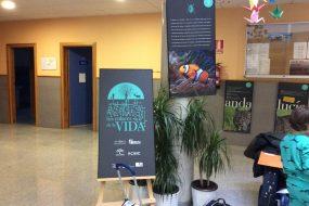 Exposición sobre la Biodiversidad en el CIG