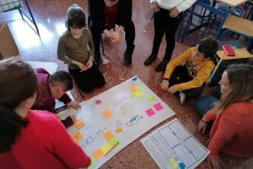 Intergenerational Design Thinking looking for solutions