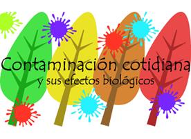 Logo Contaminación cotidiana