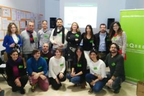 Reunión de coordinadores de proyectos Fundación Descubre