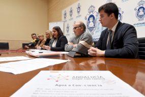 Algeciras presenta el proyecto 'Agua a Con-Ciencia' que persigue el uso responsable de los recursos hídricos en la ciudad