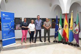 La Fundación Descubre y el Ayuntamiento de Algeciras exhiben una exposición sobre la biodiversidad en la tierra