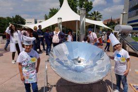 ¡Exposición en el Parque de las Ciencias de nuestros proyectos!